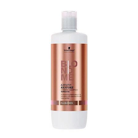 Shampoo All Blondes Blondme Schwarzkopf Professional 1L