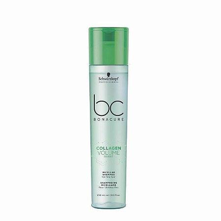 Shampoo Micellar BC Collagen Volume Boost  250ml Schwarzkopf Professional