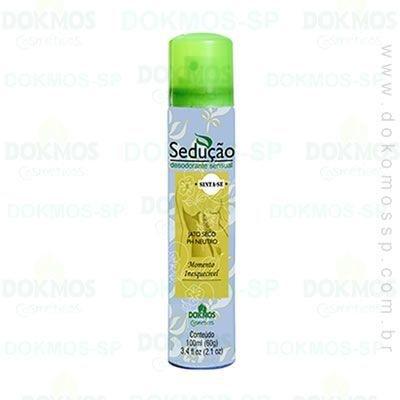 Desodorante Íntimo Sedução Sinta-se