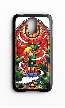 Capa para Celular Zelda Magic Galaxy S4/S5 Iphone S4