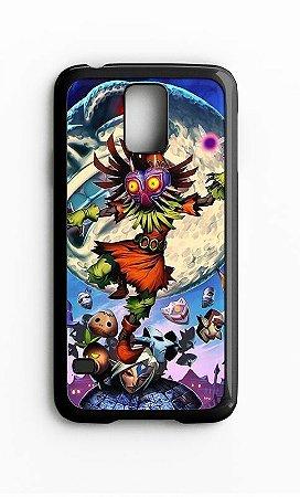 Capa para Celular The Legend of Zelda: Majora's Mask Galaxy S4/S5 Iphone S4