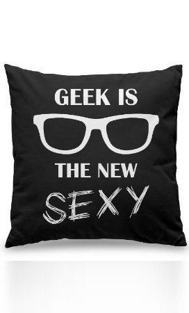 Almofada Geek is the new Sexy Presentes Criativos