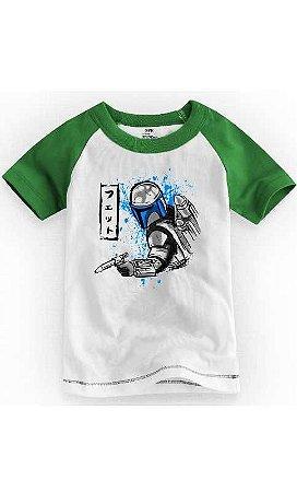 Camiseta Infantil South Star Wars Bountyhunter