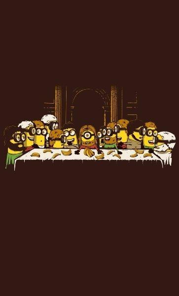 Camiseta  Minions Meeting