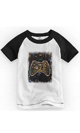 Camiseta Infantil Controle