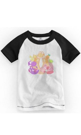 Camiseta Infantil Dragão Kid