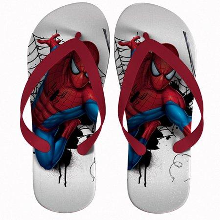 Chinelo Marvel Homem Aranha