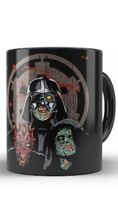 Caneca Star Wars Darth Vader The Monsters