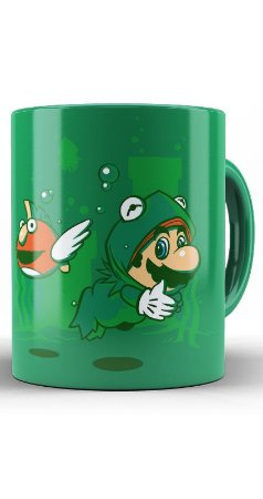 Caneca Super Mario Drawsgood