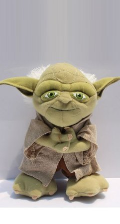 Boneco Star Wars Yoda