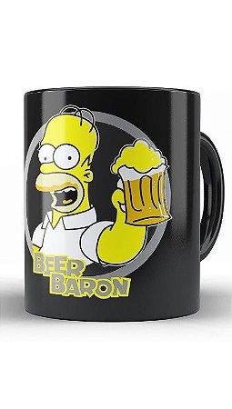 Caneca Bart Simpson Got Beer?