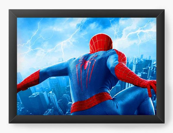 Quadro Decorativo The Spider-Man