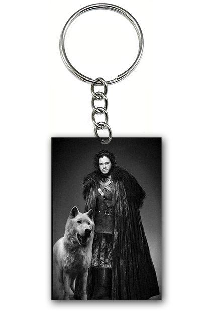 Chaveiro Game of Thrones - Jon Snow