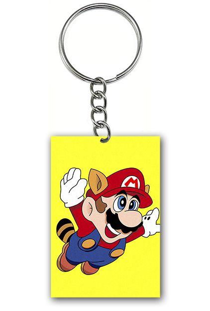 Chaveiro Super Mario Run