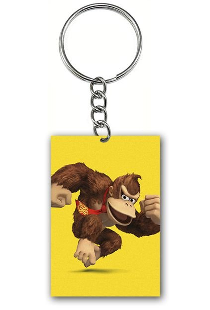 Chaveiro Donkey Kong