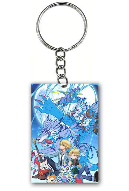 Chaveiro Digimon