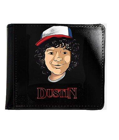 Carteira Dustin - Stranger Things