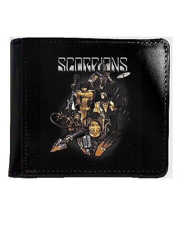 Carteira Scorpions - Mortal Kombat