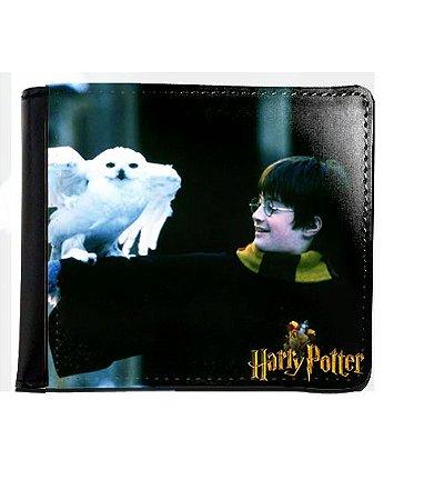 Carteira Harry Potter - Coruja  Edwiges