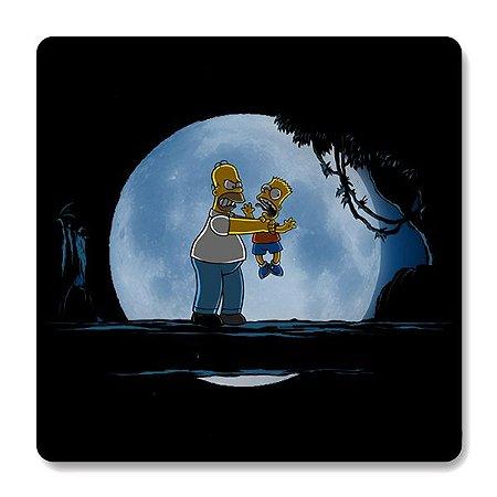 Imã de Geladeira Hakuna Matata - Simpsons