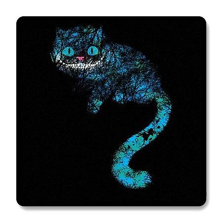 Imã de Geladeira Alice no País das Maravilhas - Cat