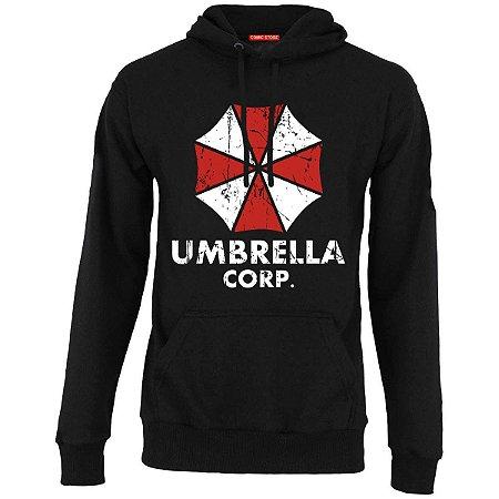 Blusa com Capuz Umbrella Corp