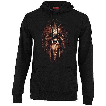 Blusa com Capuz Star Wars - Chewbacca