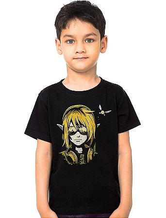 Camiseta Infantil The Legend of Zelda - Link