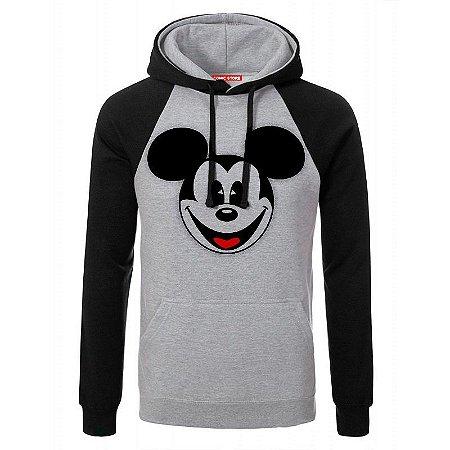 Blusa com Capuz Mickey