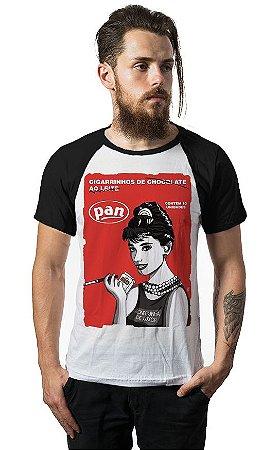Camiseta Raglan Bonequinha de Luxo