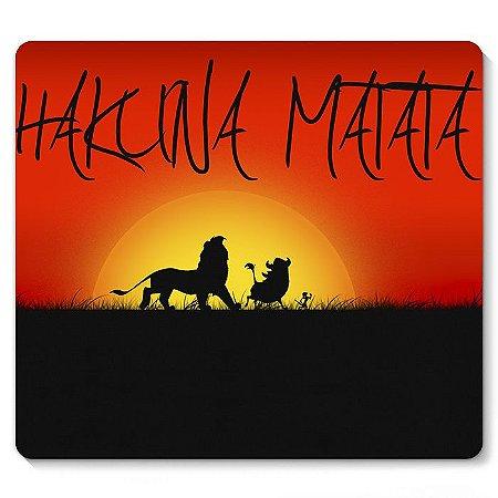 Mouse Pad Hakuna Matata 23x20