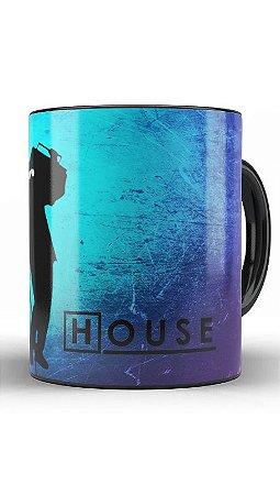 Caneca Dr House