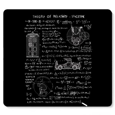 Mouse Pad Theory of Relativity