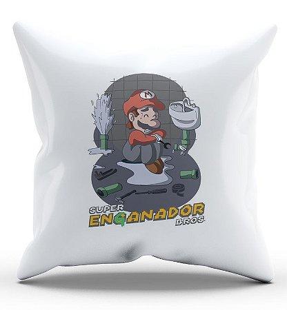 Almofada Super Mario 45x45