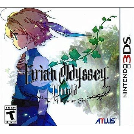 Etrian Odyssey Untold: The Millennium Girl - 3Ds