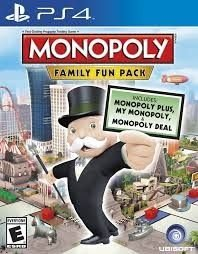 Family Fun Pack - Ps4