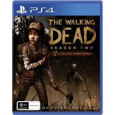 The Walking Dead Season 2 - Ps4