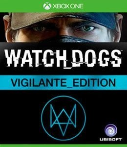 Watch Dogs Vigilante Edition Ubi - Xbox One