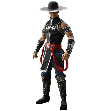 Kung Lao - Mortal Kombat - World Box