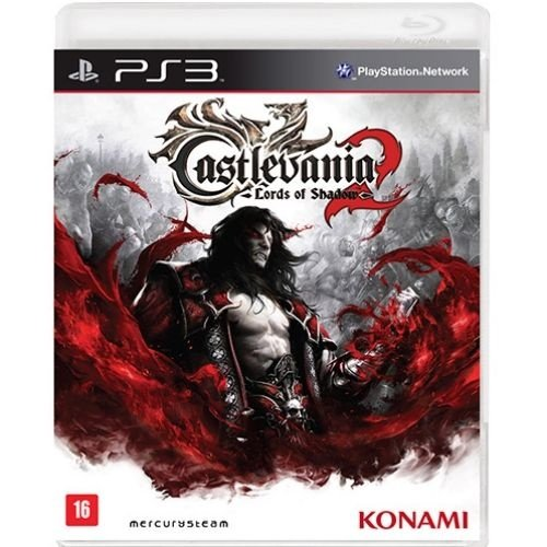 Ps3 Castlevania: Lords Of Shadow 2