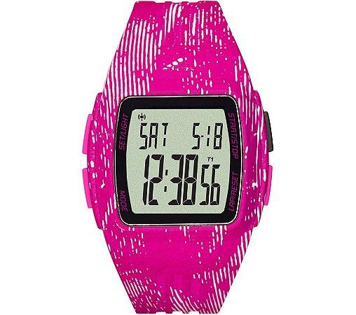 44c942c3823 Relógio Adidas Performance Duramo Mid Edição Especial ADP31858TN - Rosa -  Conta Voltas