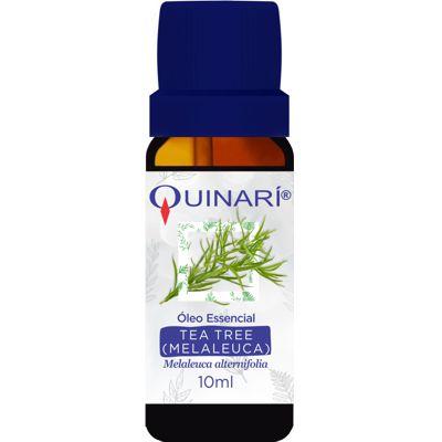 Óleo Essencial Tea Tree (Melaleuca) QUINARÍ - 10 ml