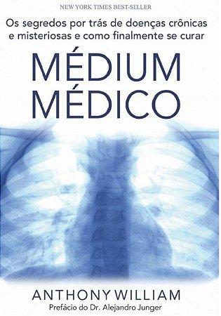 Livro Aromaterapia Médium Medico