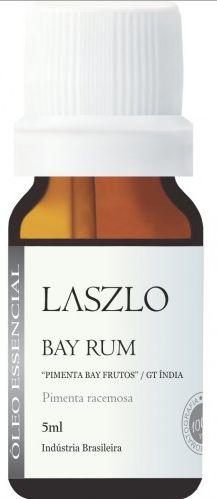Óleo Essencial Bay Rum LASZLO 5ml