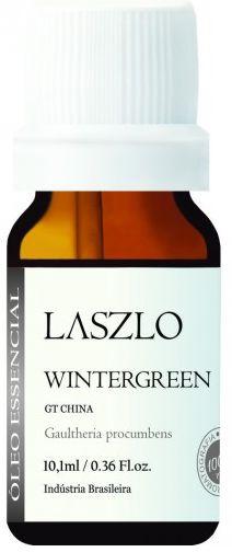 Óleo Essencial Wintergreen - LASZLO 10,0 ml