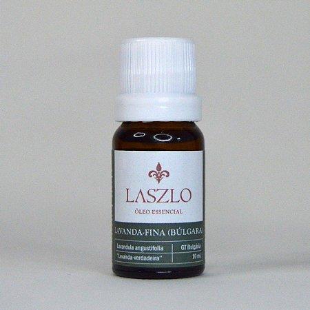 Óleo Essencial Lavanda Fina  - Laszlo - 10,1ml