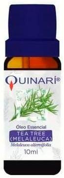 Óleo Essencial de Tea Tree (Melaleuca Alternifolia) Quinarí - 10 mL