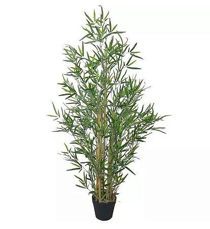 Planta  Artificial Bambu Verde 1,2m