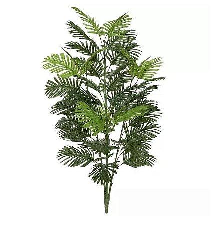 Planta Árvore Artificial Palmeira Areca Verde 1,4m