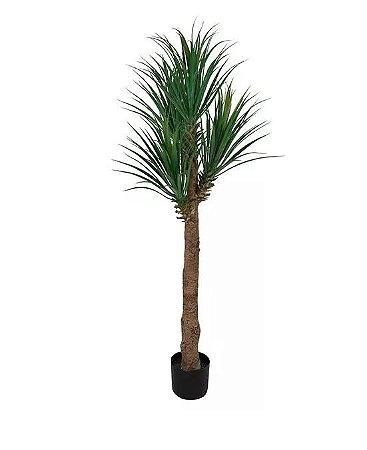 Planta Árvore Artificial Yucca Verde 1,88m